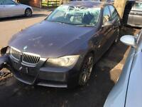 BMW e90 320d breaking or for sale complete unrecorded starts and drive new turbo, clutch and dmf
