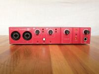 Focusrite Scarlett 8i6 USB 2.0 Audio Interface