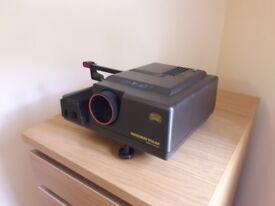 NOVAMAT 515AF Slide Projector.