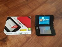 NINTENDO 3DS XL RED BOXED