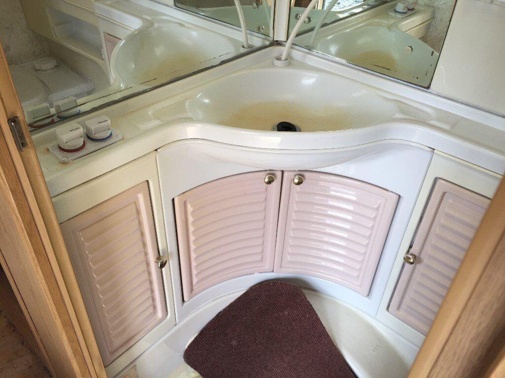 Caravan bathroom unit - Caravan Bathroom Units Shower Tray