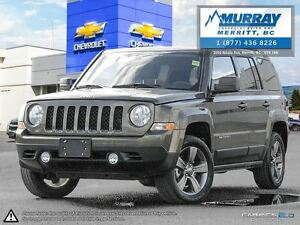 2015 Jeep Patriot Sport/North**Leather, Sunroof, Heated Seats**