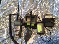 For Sale Kenwood TH-D7 APRS setup with Desktop Charger & New Battery