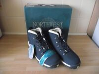 Womens Walking Boots size 8
