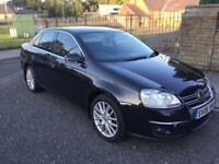 VW JETTA 2.0 TDI SPORT 6 SPEED MANUAL 2006 YEAR FULLY LOADED DRIVES EXCELLENT