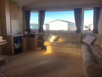 Bargain Static Caravan For Sale In Eyemouth, Scottish Borders With Beautiful Sea-Views & Heated Pool
