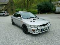 BEST CASH PAID FOR SUBARU IMPREZA TURBO 2000 WRX STI TYPE R RA SPEC C