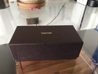Tom Ford Matte Black Sunglasses Excellent Condition, hardly worn £150