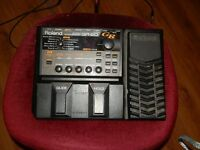 roland gr 20 electric guitar synth module for sale
