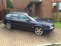 2007 (57) JAGUAR X TYPE ESTATE SPORT PREMIUM S