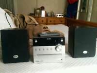 Bush mini cd player and tuner