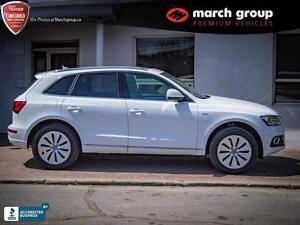 2013 Audi Q5 Hybrid - Navigation/Pan Roof