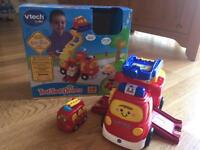 Vtech toot toot driver - big fire engine