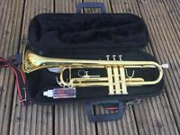Jupiter Trumpet w/ carry case and kit