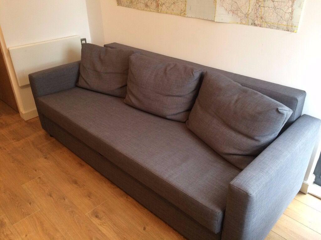 Sofa Bed 3 seater IKEA Friheten