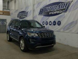 2017 Ford Explorer XLT 202A 3.5L V6
