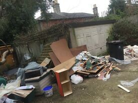 Rubbish/house/garden/garage/waste clearance