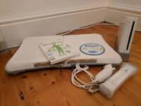 Nintendo Wii + Balance Board, Wii Fit Plus & Wii Sports Resort