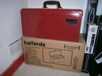 Halfords Professional Toolbox