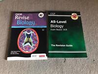 AS and A Level Biology Revision Guides (OCR)