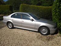 BME 530i automatic, 2000 registered, runs well and used daily