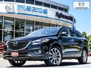 2014 Mazda CX-9 GT   Navi   Sunroof   Bose   Lthr   Rear Cam