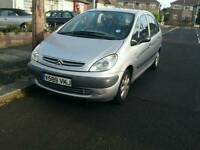 2001 Citroen Picasso 1.6 Petrol Manual