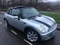 2006 Bmw Mini Cooper 1.6 convertible # full leather # service history # 2 owners