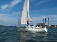 SEAMASTER 925 GREAT 30' SAILING CRUISER ONLY £8950 GREAT STARTER BOAT
