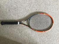 Head ultra pro radical rev tennis racquet