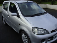 Daihatsu YRV clean car through out fully serviced new tyres