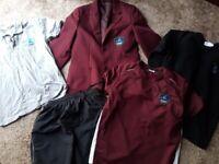 Riverside Girls School Uniform AS NEW 12 Years 30'' Chest