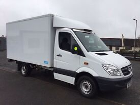 13 Mercedes Sprinter 313 CDI LWB Fridge Box Van