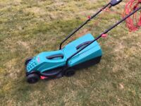 Bosch rotak lawnmower