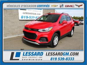 2017 Chevrolet TRAX AWD LT, USB, BLUETOOTH, CLIMATISATION