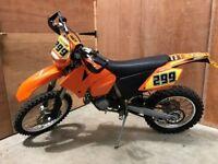 KTM 125 EXC 54