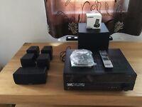 YAMAHA Natural Sound AV Receiver RX-V567 + Ipod dock | Home Cinema Surround Sound System