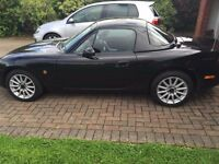 MAZDA MX5 JASPER CONRAN - WITH HARDTOP