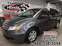 2012 Honda Odyssey LX CERTIFIÉ