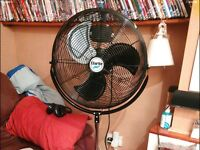 Electric fan Clarke air