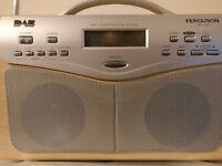 FERGUSON DAB RADIO