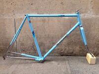 Vintage made in France B.Cinie Columbus Steel Frame - Size 54cm