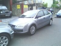 FORD FOCUS 1.6 LONG MOT PART EXCHANGE WELCOME