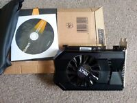 Nvidia GeForce GTX 650Ti Memory