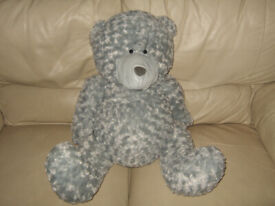 BRAND NEW Stuffed Toy Teddy Bear H 80 cm x L 46 cm x W30 cm