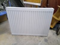 Central Heating radiator - double - excellent condition