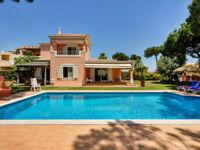 Luxury Villa in Vilamoura Algarve Portugal