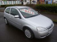 Vauxhall Corsa design twinport,3 door hatchback,full MOT,very clean tidy,well looked after car,