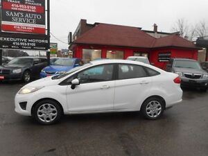 2011 Ford Fiesta ONE OWNER