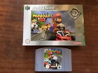 Mario Kart 64 (N64) - Boxed with insert and instructions